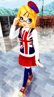 Britain Rin Finished by kaahgome