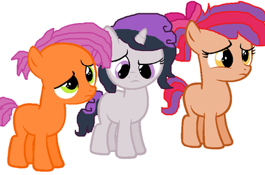 You Want Us to be Cutie Mark Crusaders?! by LovestruckDart