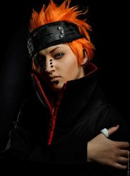 The Leader of Akatsuki by shproton