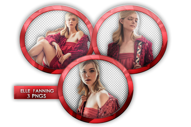 Elle Fanning PNG Pack #14 by irwinbae
