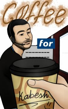 Coffee for Kabesh by ShahyNaz