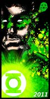 Green Lantern Poster by SeedofSmiley