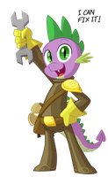 Engineer Trooper by Equestria-Prevails