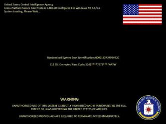 CIA Secure Boot by 1337mobile