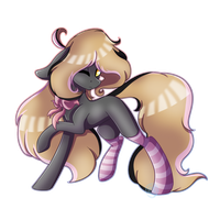 Commission for Madiess by ImmaGoddamPony