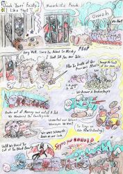Cynders and the Pugglies, comic page 3 by Grimmyweirdy