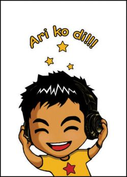Rayjan Bulilit by CrescentWing