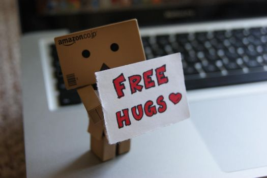 Free Hugs by bubordoni