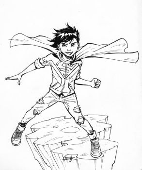 Superson by Yasirnic