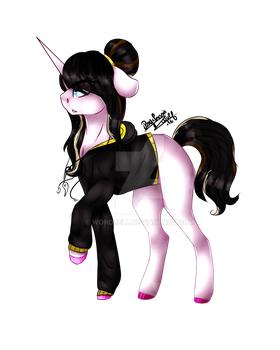 PONY [YCH] by Vhilinyar