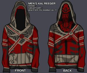 kal'reeger hoodie - give me your input! by lupodirosso