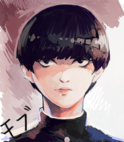 mob psycho doodle by 1Mio