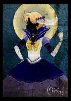 .eternal princess sailor uranus by mimiclothing
