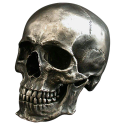 unrestricted hq metal skull by aio350