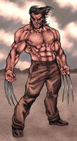 .:wolverine:. by double-o-moose