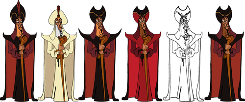 Jafar's Stages by RyanH1984