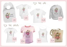 Just for Princesses Catalog by arwenita