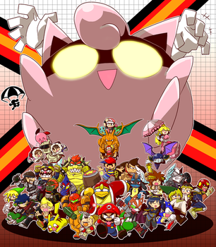 The counterattack of Jigglypuff by kgym