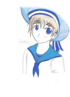Sealand -colored- by InvaderSquall5558