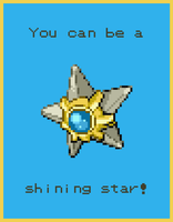 Good Job, Have a Gold Star! by Ommin202