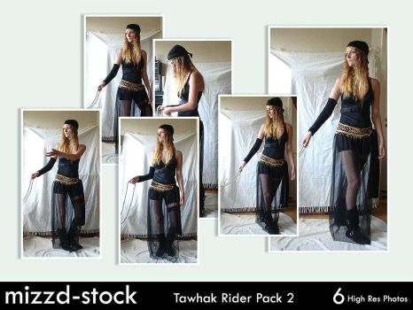 Tawhak Rider Pack 2 by mizzd-stock