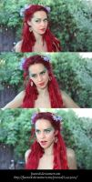 Fae faces2 by faestock