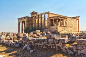 Erechtheion by wayleri