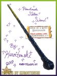 Wand of Wonderous Chaos by kuroitenshi13