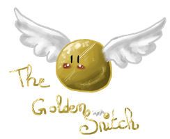 The Golden Snitch by Nahelys