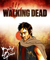 --The Walking Dead: Daryl Dixon-- by NichelleLavin