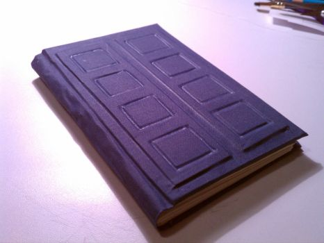 Spoilers Test: Embossing by kadono