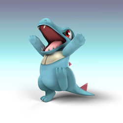 Totodile by Mach-7