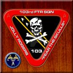 103rd Fighter Squdron 'Jolly Rogers'.. 2374 by StalinDC