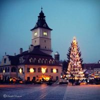 Christmas Spirit in Kronstadt by SnakeDemon
