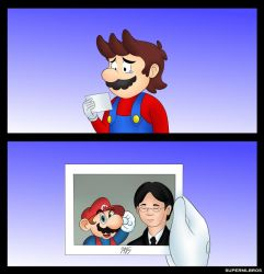 It's been 3 years.. Mr. Iwata.. by SuperMLbros