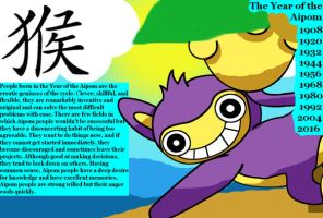The Year of the Aipom