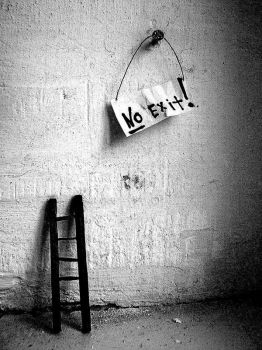 No Exit by LunaPopelka