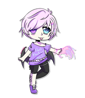 .:Cute little manic:. by LunaticLily13