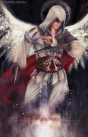 Assassin's Creed - Ezio by FalseDelusion
