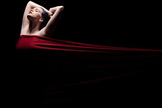 Wrapped In Red 2 by MordsithCara