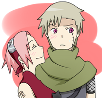 Request of Sakura X Yagura by canela2000