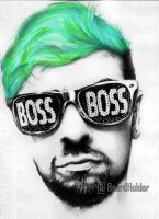Boss Boss by BeardHolder