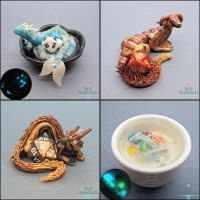 New Shop Items! by PepperTreeArt