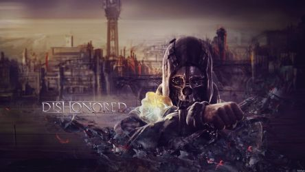 Dishonored Wallpaper by Seiikya