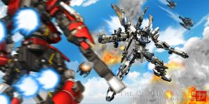 The Decisive Battle by shiningcin