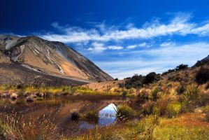 NZ Back Country - south Island by Lee-Malzard
