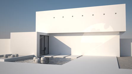 House made in VRay by rasiquiz