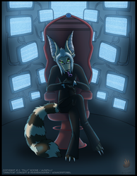 Contest - The Director by AlfaFilly