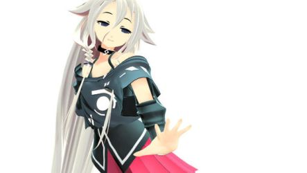 [MMD] IA #2 by TheAngelOutside