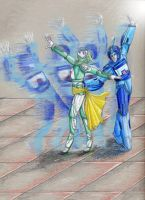 Dancing with the Autobots 6 by Kryschenn